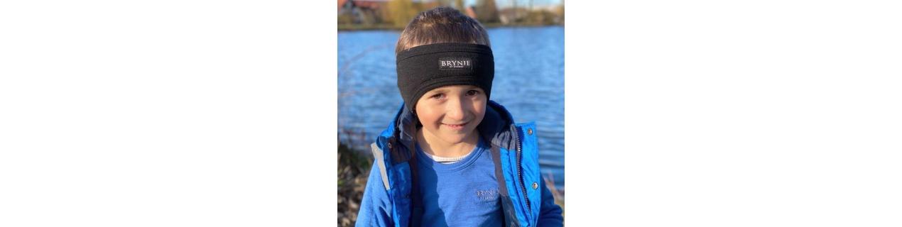 Dětské funkční čepice