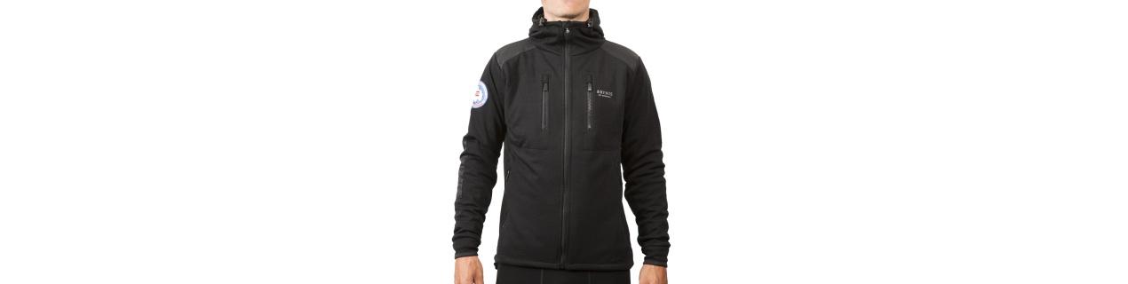 men's functional jackets